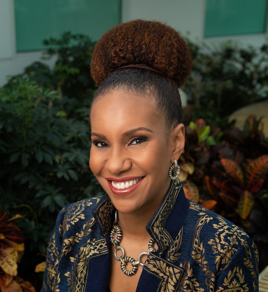 Headshot of Dr. Tonya M. Matthews